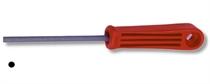 Handfeile rund - fein - R204F