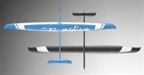 Erwin XL - Medium - Blau