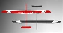 Erwin XL - Medium - Rot - Elektro