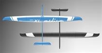 Erwin XL - Medium - Blau - Elektro