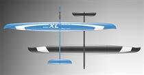 Erwin XL - Slope - Blau - Elektro
