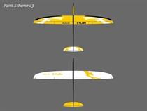 Cylon - GFK - gelb/weiß
