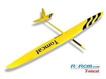 Tomcat GFK - Segler - gelb/schwarz