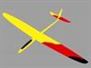 T-CAT - CFK - Gelb / Rot / Schwarz