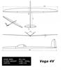 Vega 4 V CFK 160