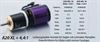 A20-6 XL 10-Pole EVO + 4,4:1 - Hacker Motor