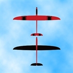 Hornet E GFK (rot-schwarz)