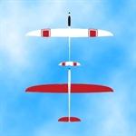 Hornet E GFK (weiß-rot)