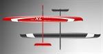 Erwin XL - Slope - Rot - Elektro