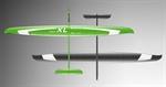 Erwin XL - Slope - Grün - Elektro