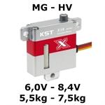 KST X10 mini HV