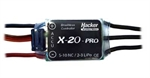 Speed Controller X-20-Pro with BEC