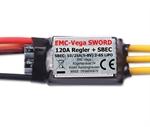 EMC-Vega - SWORD 120 A SBEC ESC - V2