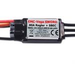 EMC-Vega - SWORD 80 A SBEC ESC - V2