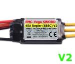 EMC-Vega - SWORD 45 A SBEC ESC - V2